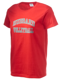 Ultra cotton comfort for the softest feel against your skin. The Hubbard High School Greyhounds crewneck T-shirt features a seamless collar for added comfort.