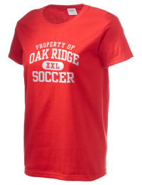 Ultra cotton comfort for the softest feel against your skin. The Oak Ridge High School War Eagles crewneck T-shirt features a seamless collar for added comfort.