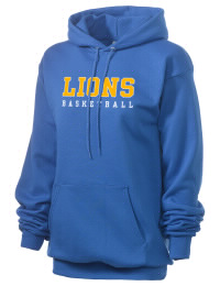 Crafted for comfort, this lighter weight Valley Christian Academy Lions hooded sweatshirt is perfect for relaxing and it's a real value for a sportswear hoody. A must have for the serious Valley Christian Academy Lions apparel and merchandise collection. 50/50 cotton/poly fleece hoodie with two-ply hood, dyed-to-match drawcord, set-in sleeves, and front pouch pocket round out the features of a Lions hooded sweatshirt.