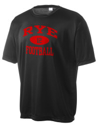 Take on your opponents in maximum comfort in this performance t-shirt. The Rye High School Garnets Competitor crewneck T-Shirt is lightweight and offers a roomy, athletic look and helps control moisture.