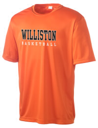 Take on your opponents in maximum comfort in this performance t-shirt. The Williston High School Coyotes Competitor crewneck T-Shirt is lightweight and offers a roomy, athletic look and helps control moisture.