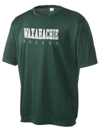 Take on your opponents in maximum comfort in this performance t-shirt. The Waxahachie High School Indians Competitor crewneck T-Shirt is lightweight and offers a roomy, athletic look and helps control moisture.