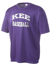Take on your opponents in maximum comfort in this performance t-shirt. The Kee High School Hawks Competitor crewneck T-Shirt is lightweight and offers a roomy, athletic look and helps control moisture.