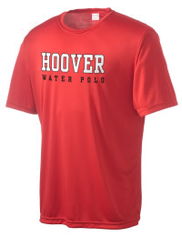 Take on your opponents in maximum comfort in this performance t-shirt. The Hoover High School Cardinals Competitor crewneck T-Shirt is lightweight and offers a roomy, athletic look and helps control moisture.
