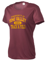 Take on your opponents in maximum comfort. The Simi Valley High School Pioneers Competitor T-Shirt is lightweight and offers a roomy, athletic look and helps control moisture.
