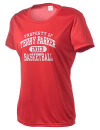 Take on your opponents in maximum comfort. The Terry Parker High School Braves Competitor T-Shirt is lightweight and offers a roomy, athletic look and helps control moisture.