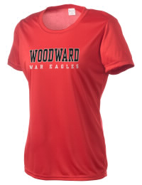 Take on your opponents in maximum comfort. The Woodward Academy War Eagles Competitor T-Shirt is lightweight and offers a roomy, athletic look and helps control moisture.