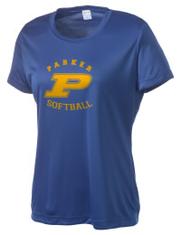 Take on your opponents in maximum comfort. The Parker High School Broncs Competitor T-Shirt is lightweight and offers a roomy, athletic look and helps control moisture.