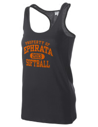 The Ephrata Middle School Tigers District Threads Racerback Tank is semi-fitted for a flattering look and perfect for layering. Racerback detail lends casual, athletic style.