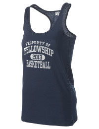 The Fellowship Christian School Paladins District Threads Racerback Tank is semi-fitted for a flattering look and perfect for layering. Racerback detail lends casual, athletic style.