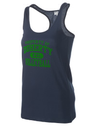 The Doherty High School Spartans District Threads Racerback Tank is semi-fitted for a flattering look and perfect for layering. Racerback detail lends casual, athletic style.