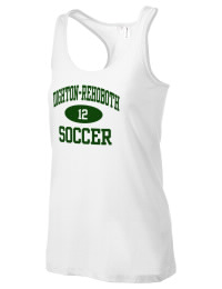 The Dighton-Rehoboth Regional High School Falcons District Threads Racerback Tank is semi-fitted for a flattering look and perfect for layering. Racerback detail lends casual, athletic style.