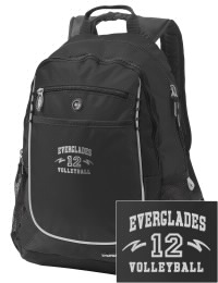 A go-anywhere Everglades High School Gators backpack design in a streamlined size that's engineered to hold all the essentials in place. Convenient dual-side mesh water bottle pockets, and front pocket with organizer panel. Great for Everglades High School Gators fan gear.