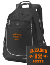 A go-anywhere Gleason School Bulldogs backpack design in a streamlined size that's engineered to hold all the essentials in place. Convenient dual-side mesh water bottle pockets, and front pocket with organizer panel. Great for Gleason School Bulldogs fan gear.