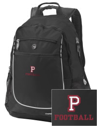 A go-anywhere Paramount High School Pirates backpack design in a streamlined size that's engineered to hold all the essentials in place. Convenient dual-side mesh water bottle pockets, and front pocket with organizer panel. Great for Paramount High School Pirates fan gear.