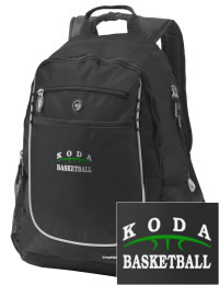 A go-anywhere Koda Middle School Indians backpack design in a streamlined size that's engineered to hold all the essentials in place. Convenient dual-side mesh water bottle pockets, and front pocket with organizer panel. Great for Koda Middle School Indians fan gear.