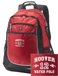 A go-anywhere Hoover High School Cardinals backpack design in a streamlined size that's engineered to hold all the essentials in place. Convenient dual-side mesh water bottle pockets, and front pocket with organizer panel. Great for Hoover High School Cardinals fan gear.