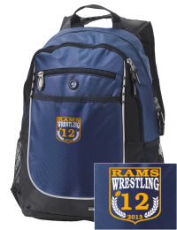 A go-anywhere Lakeside Senior High School Rams backpack design in a streamlined size that's engineered to hold all the essentials in place. Convenient dual-side mesh water bottle pockets, and front pocket with organizer panel. Great for Lakeside Senior High School Rams fan gear.