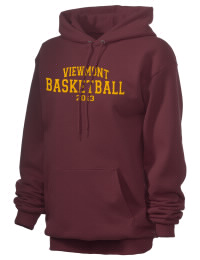 Crafted for comfort, this lighter weight embroidered Viewmont High School Vikings hooded sweatshirt is perfect for relaxing.  A must have hoody for the serious Viewmont High School Vikings apparel and merchandise collection. 50/50 cotton/poly fleece hoodie with two-ply hood, dyed-to-match drawcord, set-in sleeves, and front pouch pocket round out the features of a Vikings hooded sweatshirt.