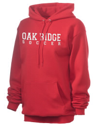 Crafted for comfort, this lighter weight embroidered Oak Ridge High School War Eagles hooded sweatshirt is perfect for relaxing.  A must have hoody for the serious Oak Ridge High School War Eagles apparel and merchandise collection. 50/50 cotton/poly fleece hoodie with two-ply hood, dyed-to-match drawcord, set-in sleeves, and front pouch pocket round out the features of a War Eagles hooded sweatshirt.