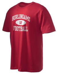 This custom Burlingame High School Panthers crewneck t-shirt with a seamless collar turns a classic into an ultra comfortable apparel choice. Customize this t-shirt with your favorite Panthers design and personalize with your Burlingame High School Panthers year. Choose your custom design for your tee and wear this customized t-shirt proudly.