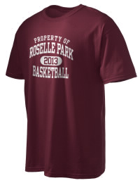 This custom Roselle Park High School Panthers crewneck t-shirt with a seamless collar turns a classic into an ultra comfortable apparel choice. Customize this t-shirt with your favorite Panthers design and personalize with your Roselle Park High School Panthers year. Choose your custom design for your tee and wear this customized t-shirt proudly.